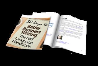 articulate marketing: 30 days to better business writing ebook