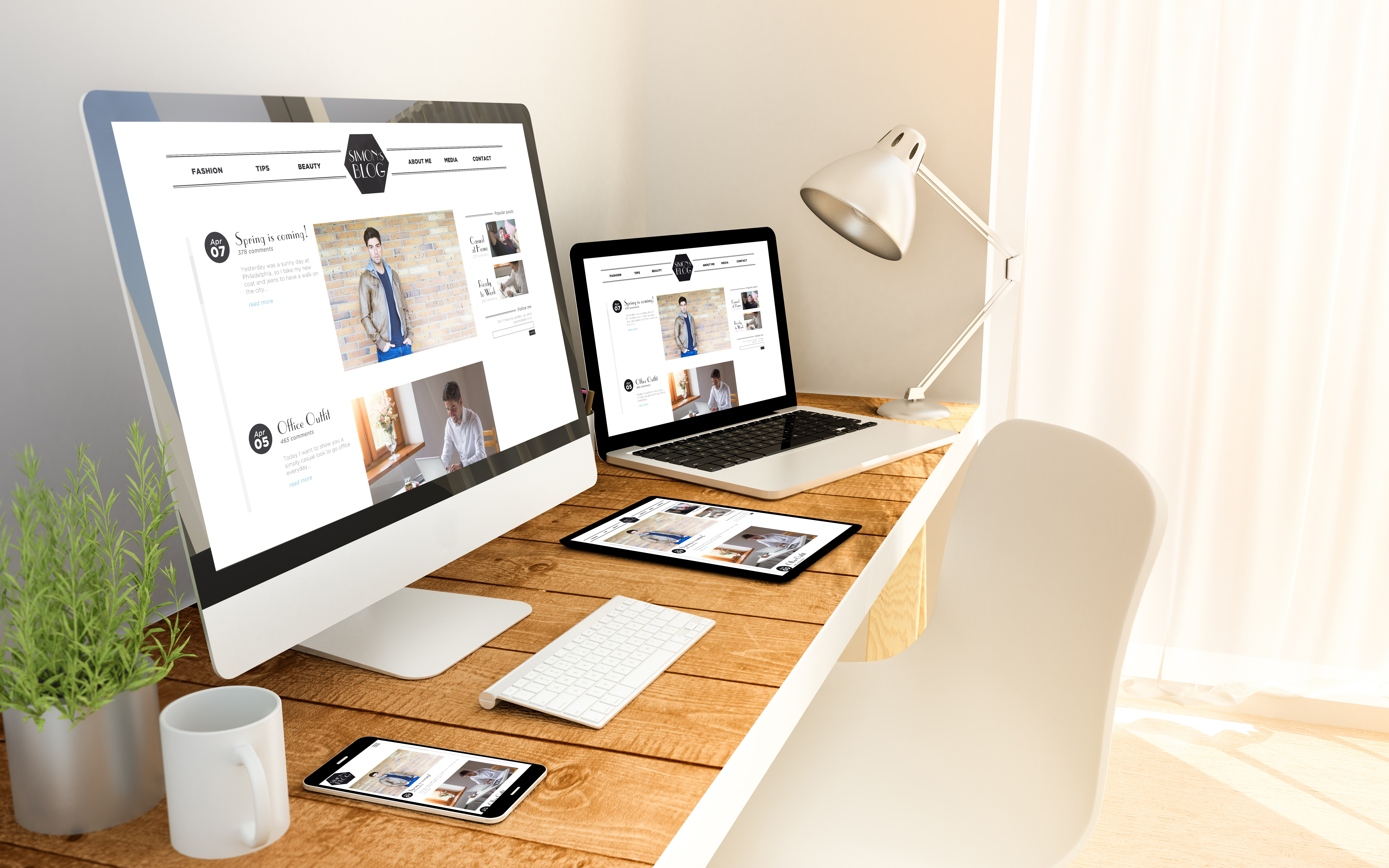 9 signs you need a new B2B website design