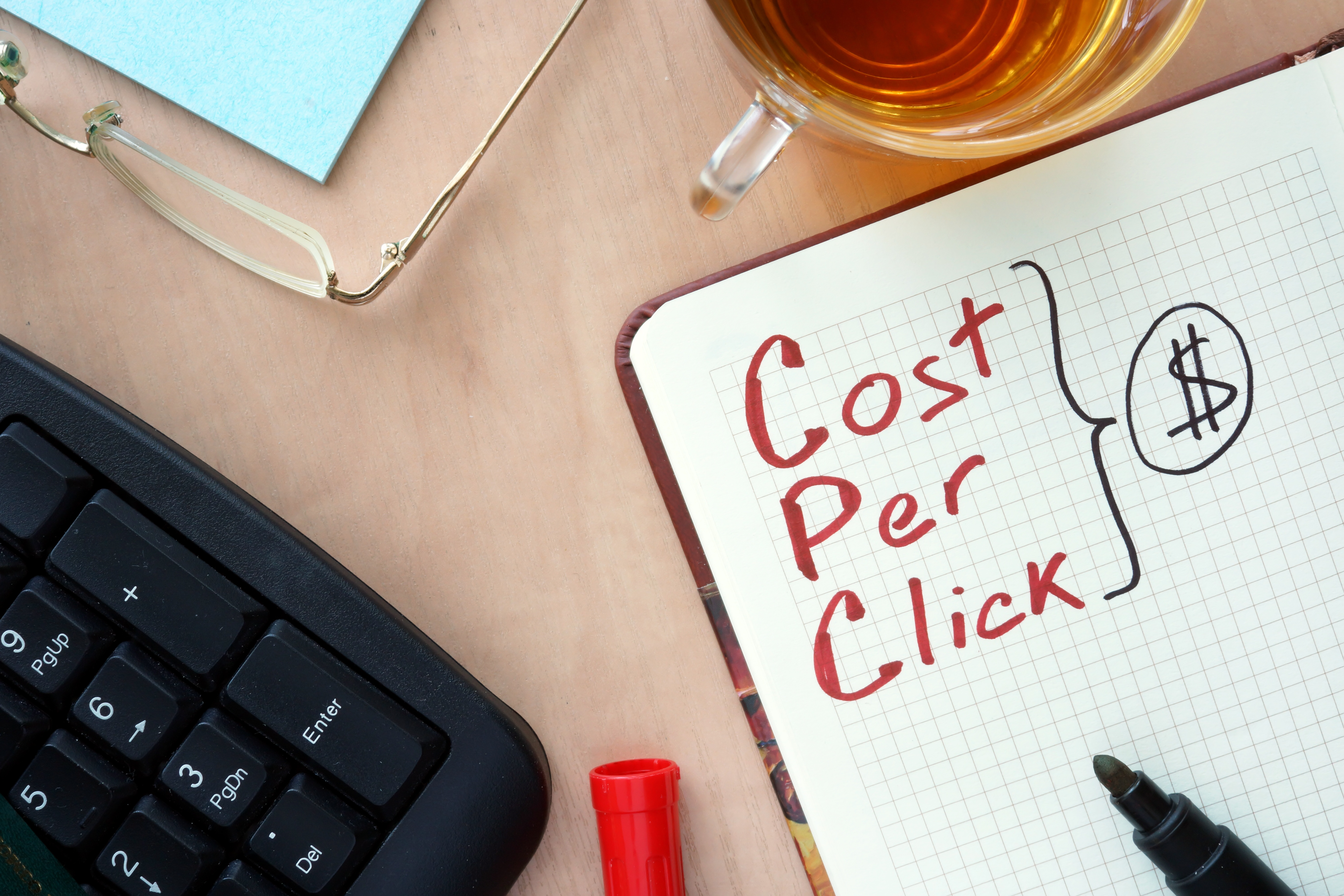 Pay per click campaign optimisation