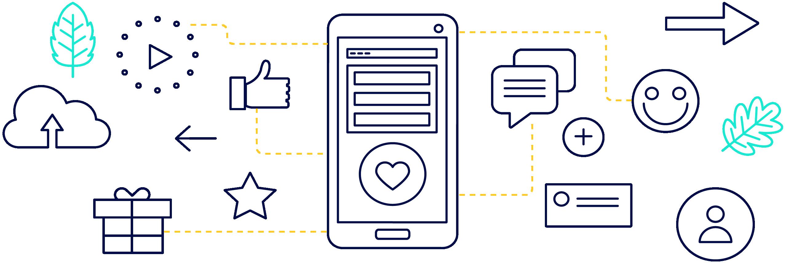 Articulate - 02-15 eye-opening B2B social media statistics - The best B2B social media platforms - The best B2B social media platforms-01