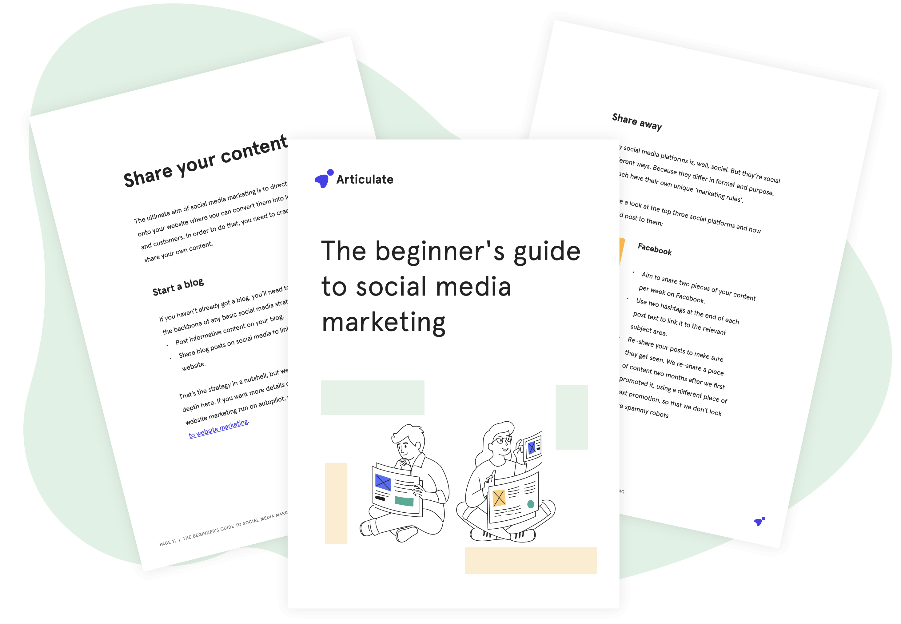 The beginners guide to social media marketing