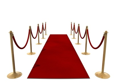 Red carpet for lead nurturing