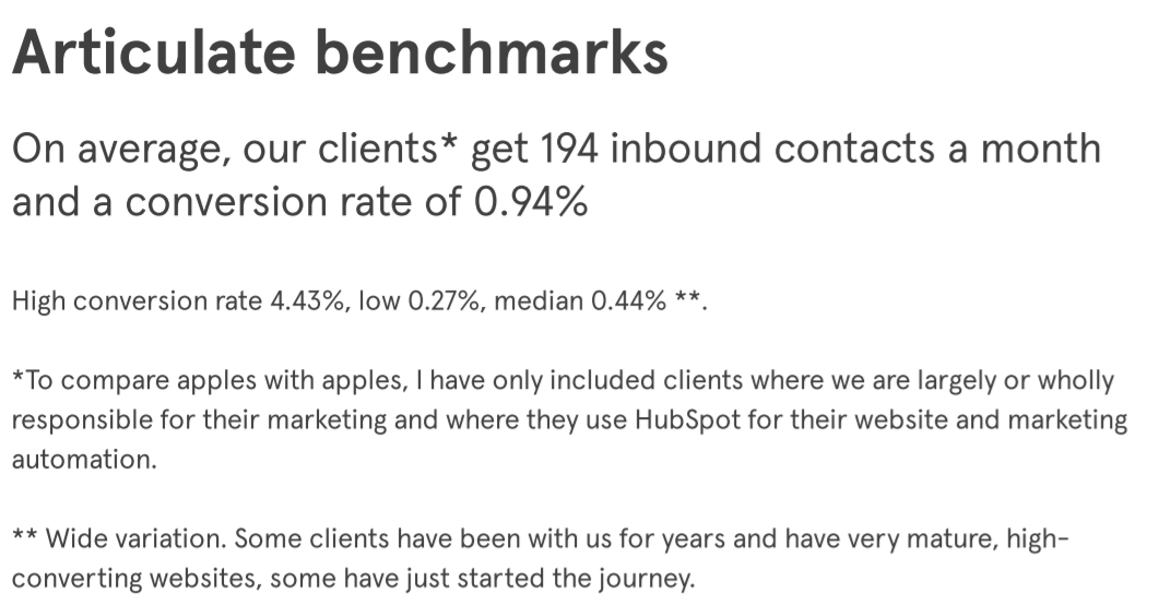 Articulate benchmarks-min
