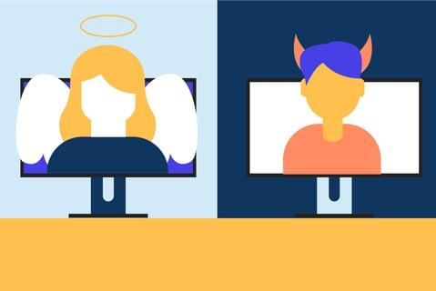Articulate-B2B tech content writing- Good vs evil-01