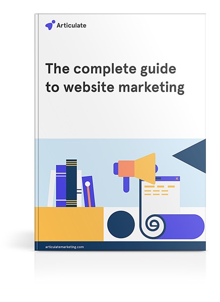 The complete guide to website marketing