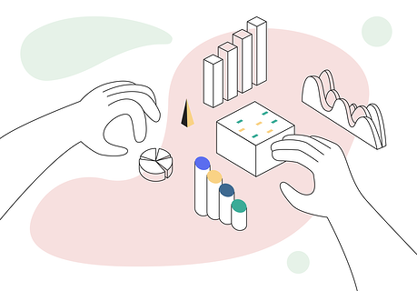 Hands playing with things (how to calculate ROI for your brand building campaign)
