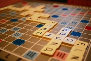 Five apps to improve your vocabulary - scrabble board