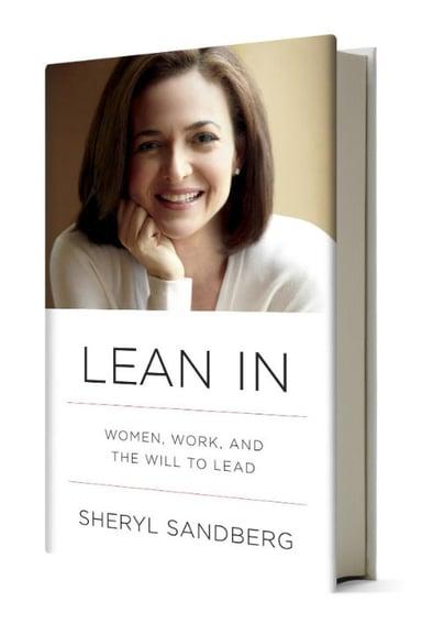 Book review: Lean In by Sheryl Sandberg