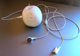 Organic Apple iPod