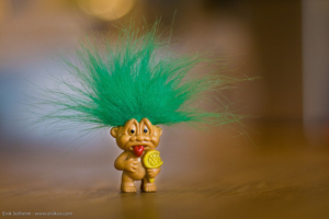 How to manage comments: Troll doll