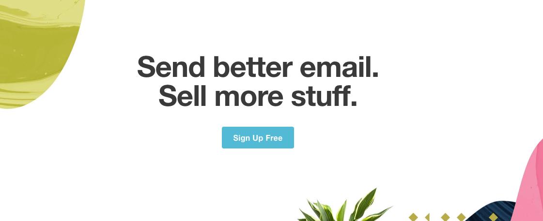 Copywriting in tech: Mailchimp