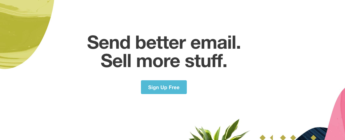 Copywriting in tech: Mailchimp