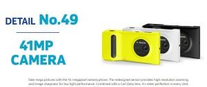 Nokia Camera Phone 41MP