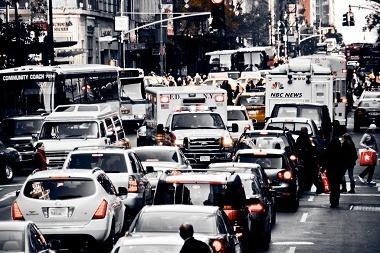 herald square traffic