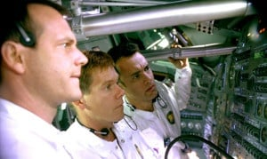 The tom hanks guide to remote working: apollo 13 still of space shuttle