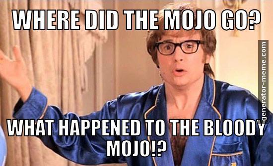 Marketing mojo: austin powers mojo meme
