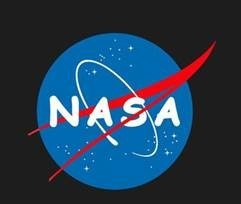 NASA Logo redone in Comic Sans