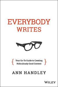 everybody writes ann handley pdf download