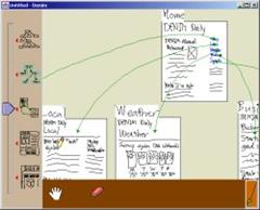 Denim - sketch-based UI design