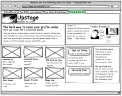 Balsamiq Mockups website prototyping