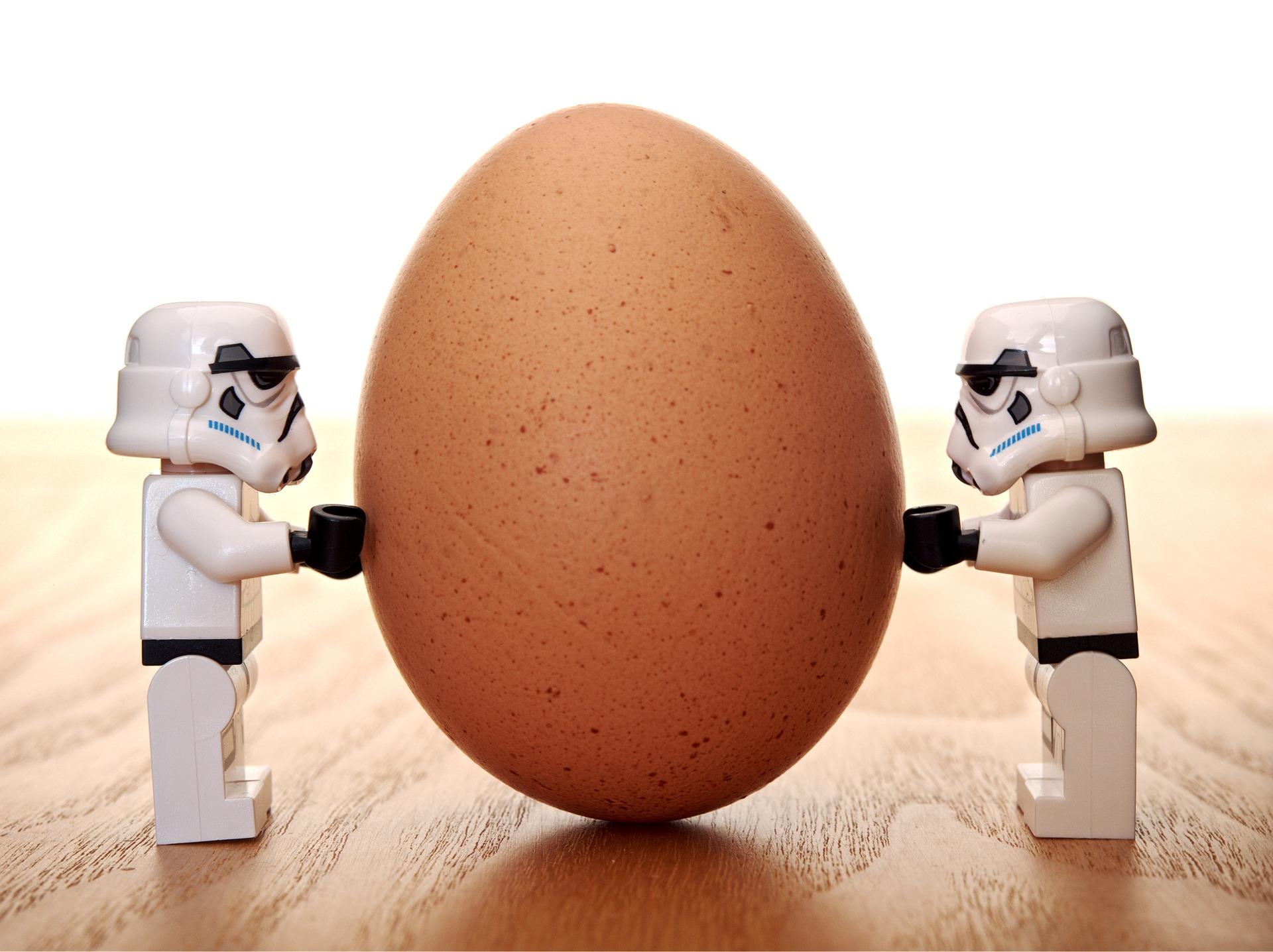 Lego egg