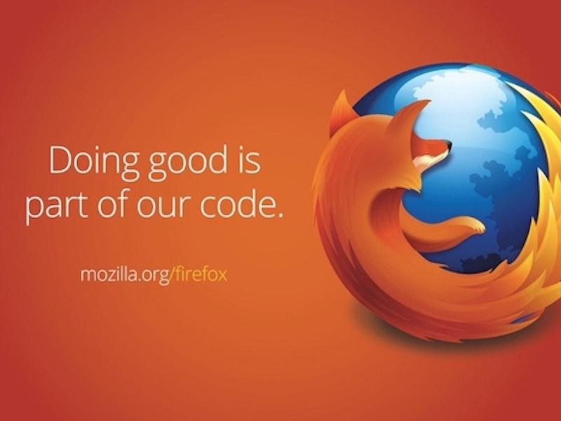 Copywriting in tech: Mozilla