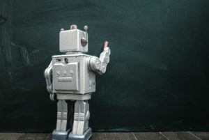 Automated authors: humanising B2B content in an artificial world