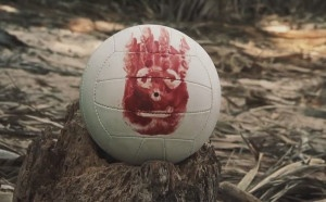 The tom hanks guise to remote working: Castaway still of Wilson