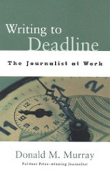Writing to Deadline cover