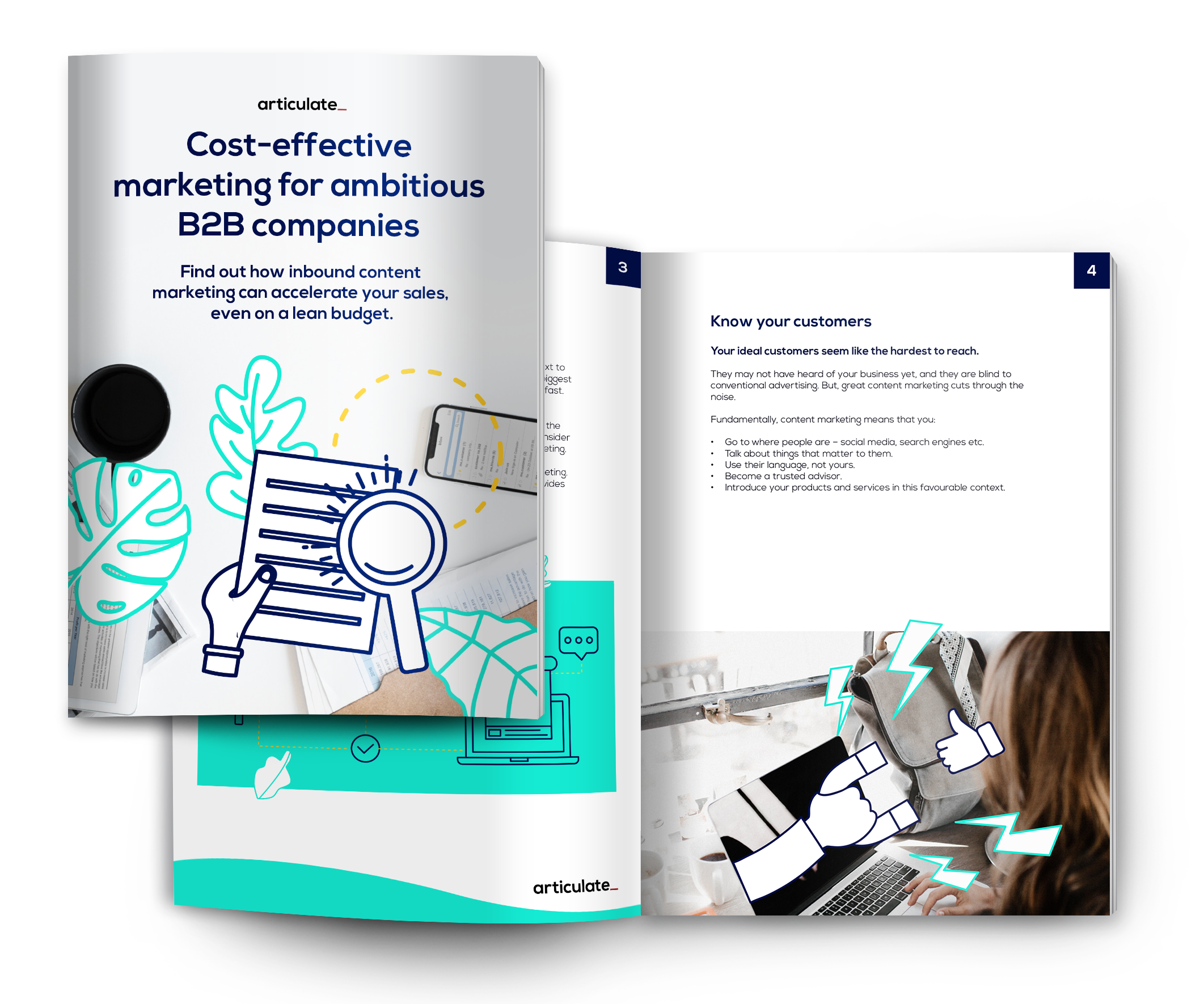 Cost-effective marketing for ambitious B2B companies