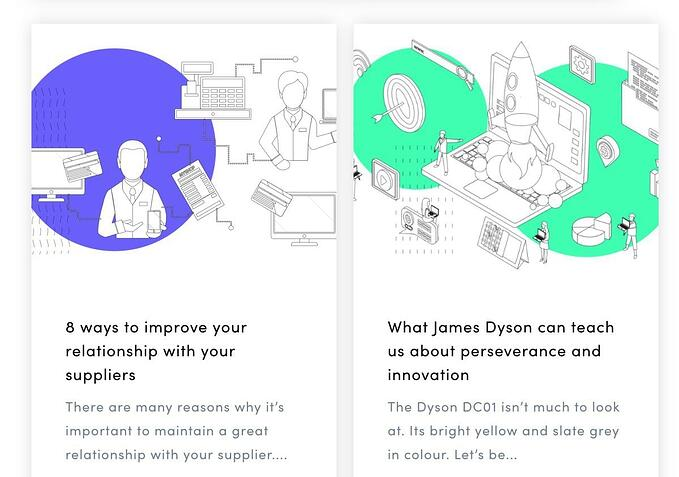 How we increased Turbine's website conversion rate by 67 percent - custom illustration demo