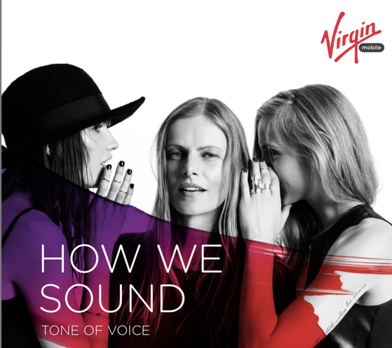 How we sound campaign from Virgin