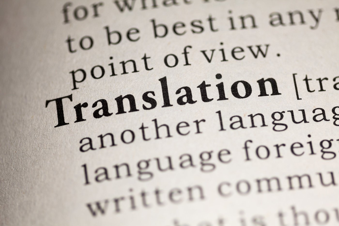 Translation definition - Translation vs Transcreation