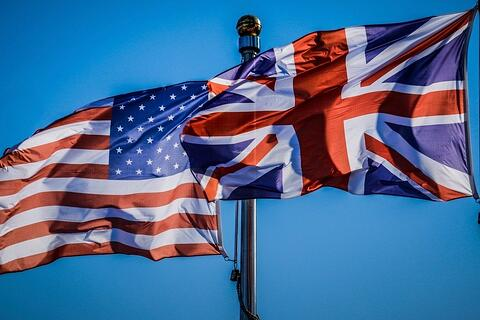 American English vs British English: what should your company use?