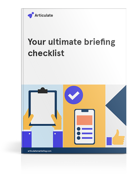 Your ultimate briefing checklist-cover-mockup