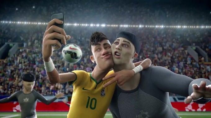 Nike's advertising