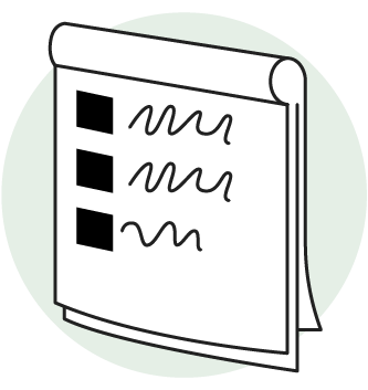 Project management with Layla Pomper at ProcessDriven - image of a checklist