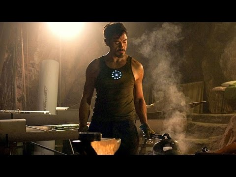 selling technology - Tony Stark