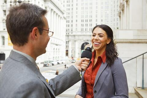 How to give good press interviews
