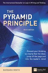 The Pyramid Principle Cover
