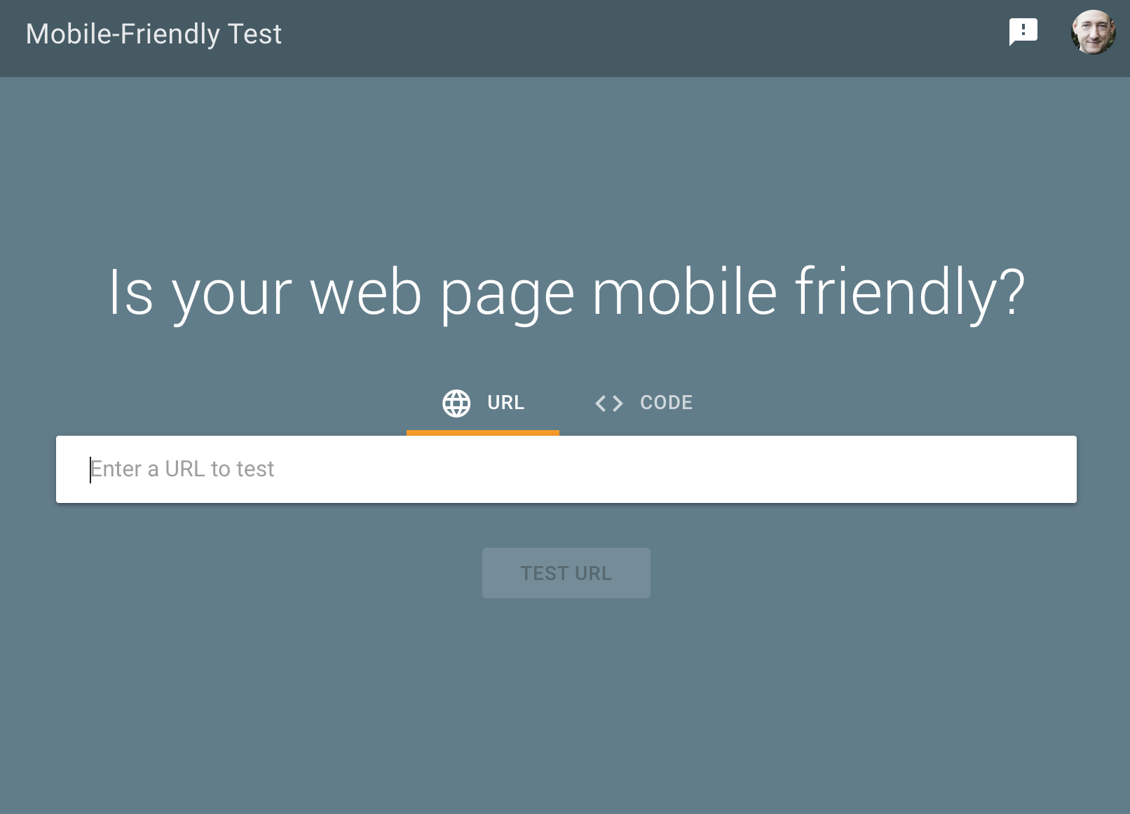 google mobile-friendly test website
