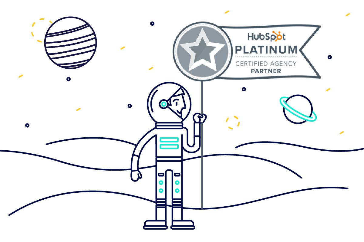 Articulate Marketing Is A Hubspot Certified Agency Platinum Partner